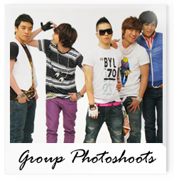 Group Photoshoots
