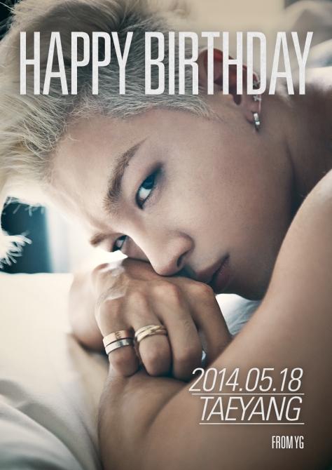 YB Birthday YG Life 2014
