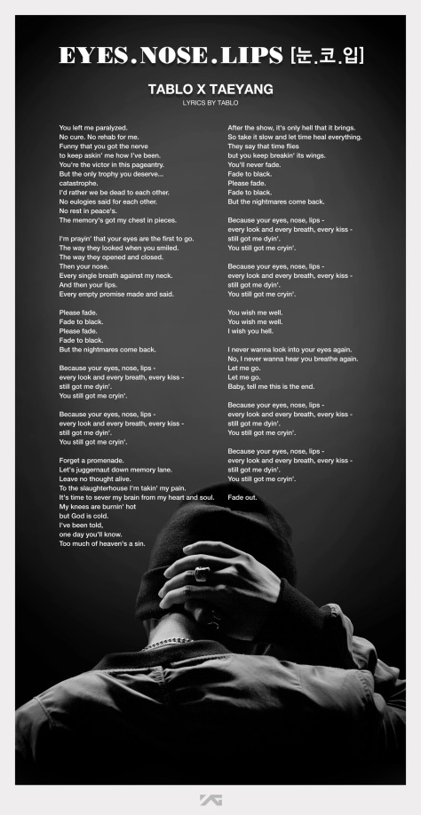 Tablo ENL Lyrics4