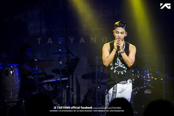[Interview]  One, Two TAEYANG (F.ound Magazine July 2014)